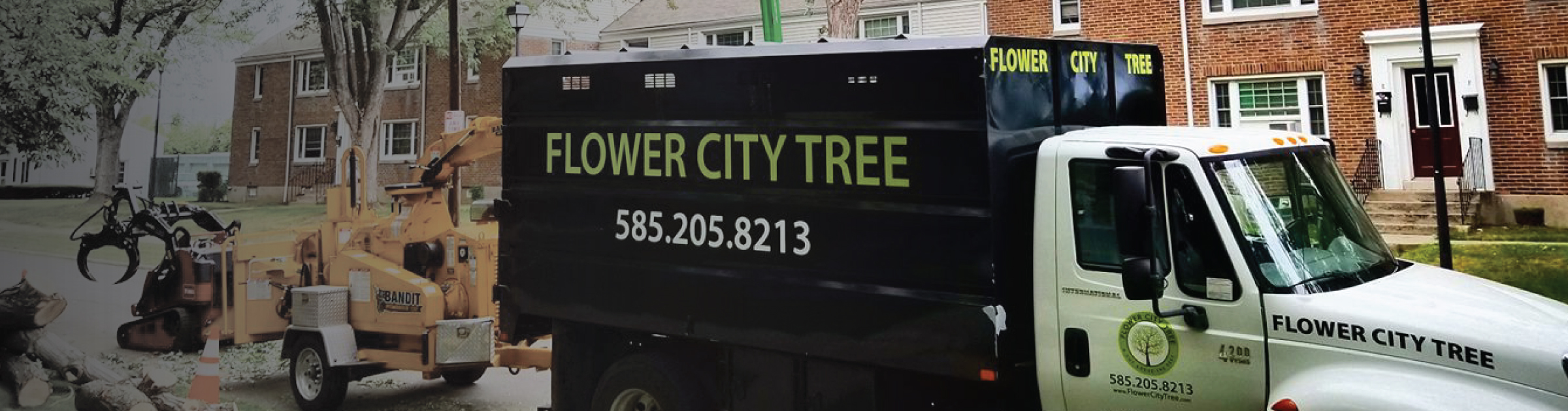 Commercial Tree Services Banner Image